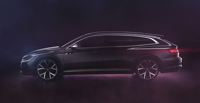 2020 Volkswagen Arteon facelift debuts – new PHEV and 320 PS R variants, Shooting Brake model added Image #1135066