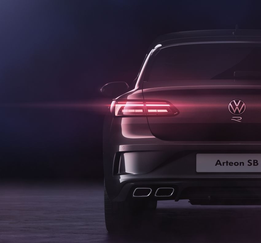 2020 Volkswagen Arteon facelift debuts – new PHEV and 320 PS R variants, Shooting Brake model added Image #1135068