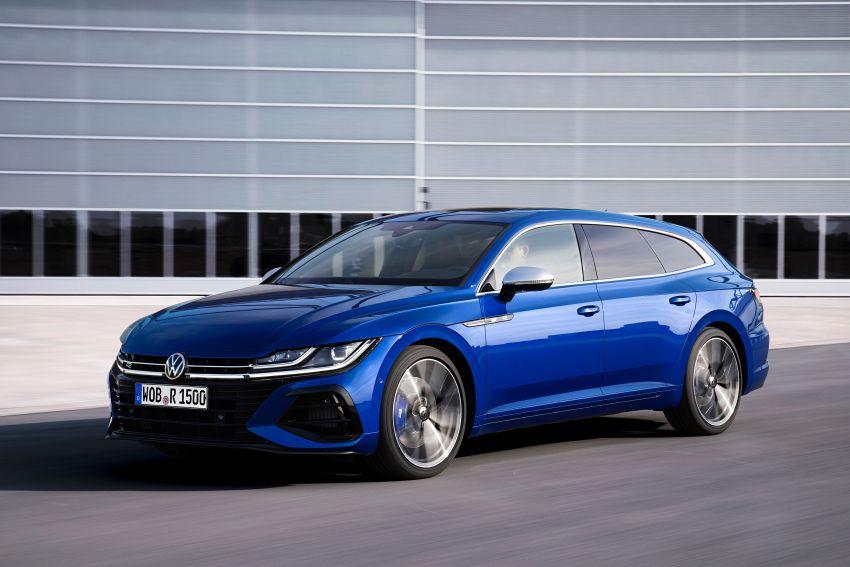 2020 Volkswagen Arteon facelift debuts – new PHEV and 320 PS R variants, Shooting Brake model added Image #1135047