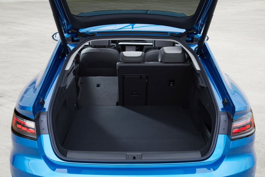2020 Volkswagen Arteon facelift debuts – new PHEV and 320 PS R variants, Shooting Brake model added Image #1135000