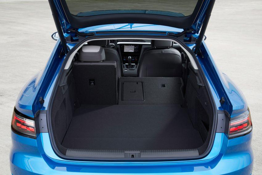 2020 Volkswagen Arteon facelift debuts – new PHEV and 320 PS R variants, Shooting Brake model added Image #1135001