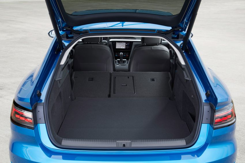 2020 Volkswagen Arteon facelift debuts – new PHEV and 320 PS R variants, Shooting Brake model added Image #1135002