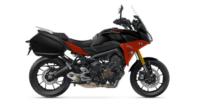 2020 Yamaha Tracer 900 GT colour update, RM58,888 Image #1134151
