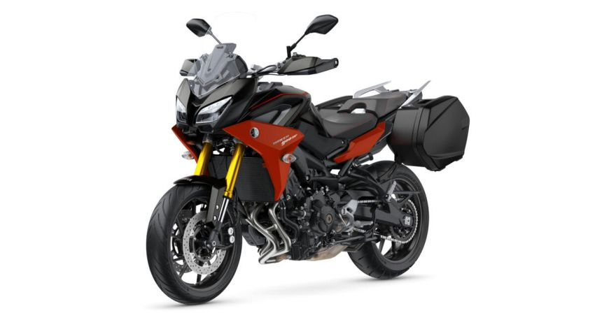 2020 Yamaha Tracer 900 GT colour update, RM58,888 Image #1134148