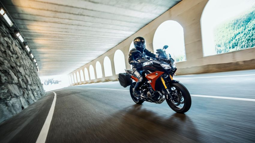 2020 Yamaha Tracer 900 GT colour update, RM58,888 Image #1134154