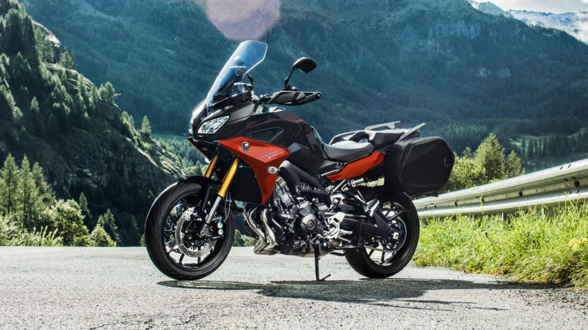 2020 Yamaha Tracer 900 GT colour update, RM58,888 Image #1134161