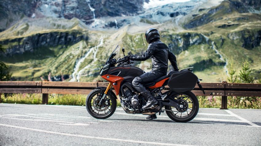 2020 Yamaha Tracer 900 GT colour update, RM58,888 Image #1134156