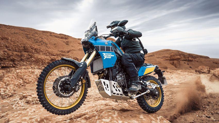 2020 Yamaha Tenere 700 Rally released for Europe Image #1135980