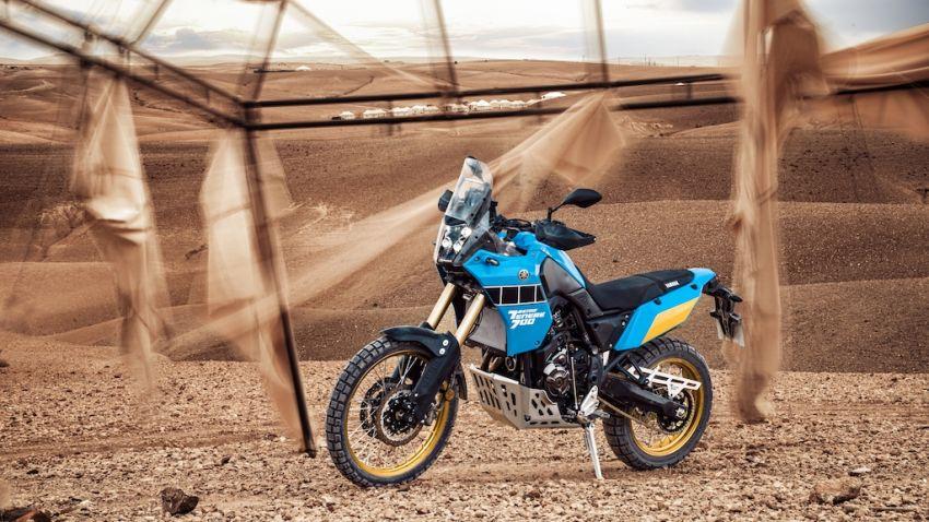 2020 Yamaha Tenere 700 Rally released for Europe Image #1136020