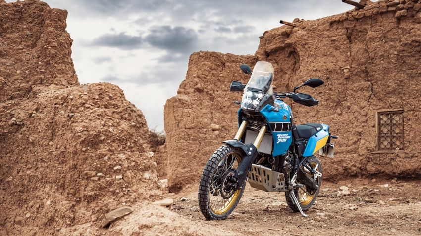 2020 Yamaha Tenere 700 Rally released for Europe Image #1136021