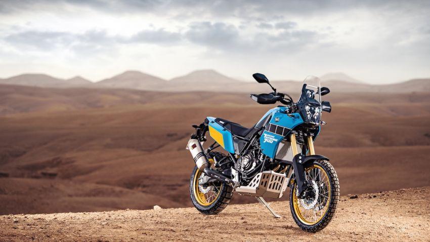 2020 Yamaha Tenere 700 Rally released for Europe Image #1136022