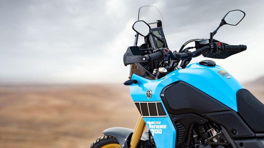 2020 Yamaha Tenere 700 Rally released for Europe Image #1136015