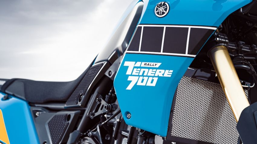 2020 Yamaha Tenere 700 Rally released for Europe Image #1136018