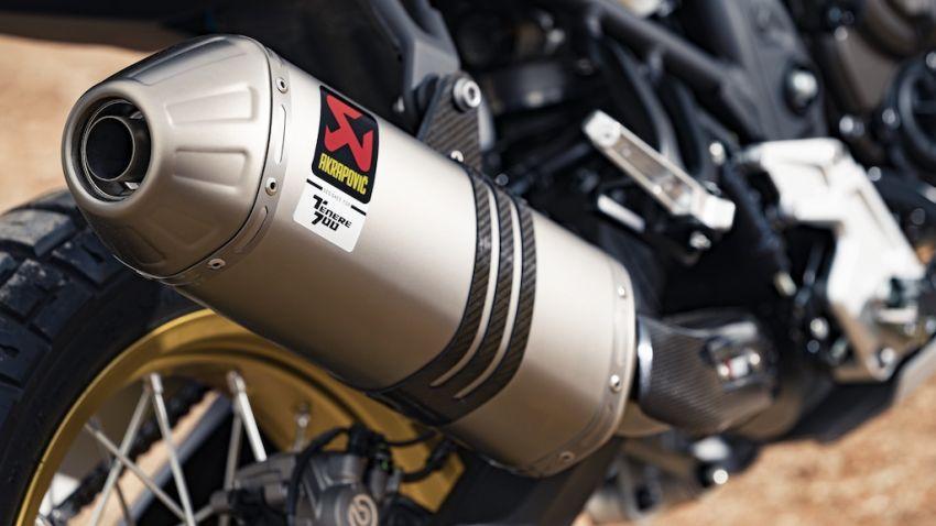 2020 Yamaha Tenere 700 Rally released for Europe Image #1136003