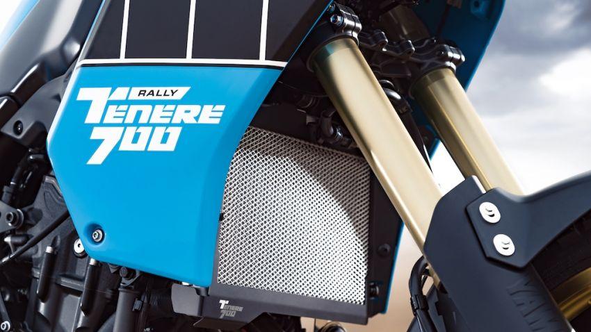 2020 Yamaha Tenere 700 Rally released for Europe Image #1136005