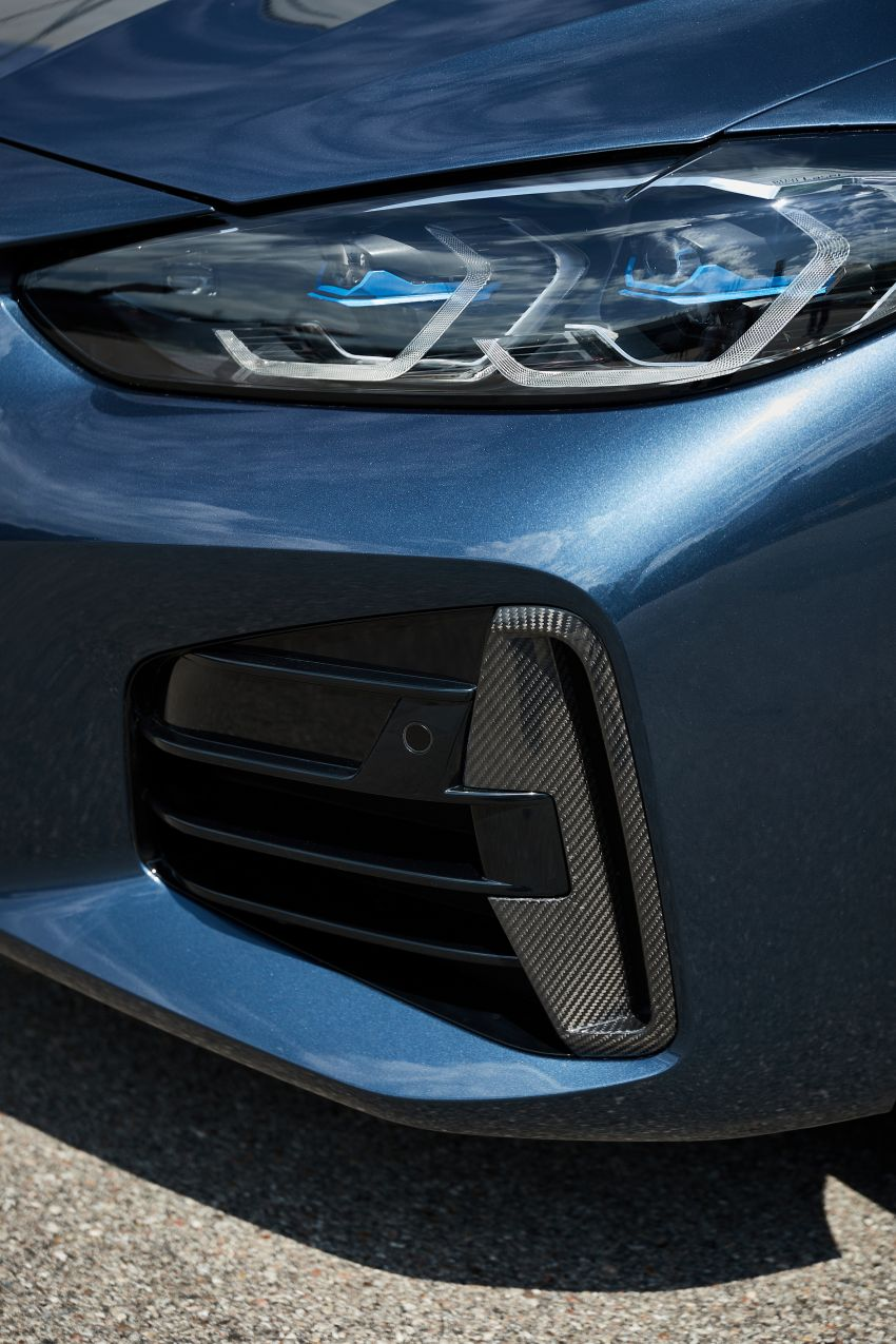 G22 BMW 4 Series Coupé debuts – five variants at launch; 48V mild-hybrid tech for M440i, three diesels Image #1125914