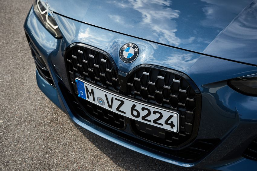 G22 BMW 4 Series Coupé debuts – five variants at launch; 48V mild-hybrid tech for M440i, three diesels Image #1125908