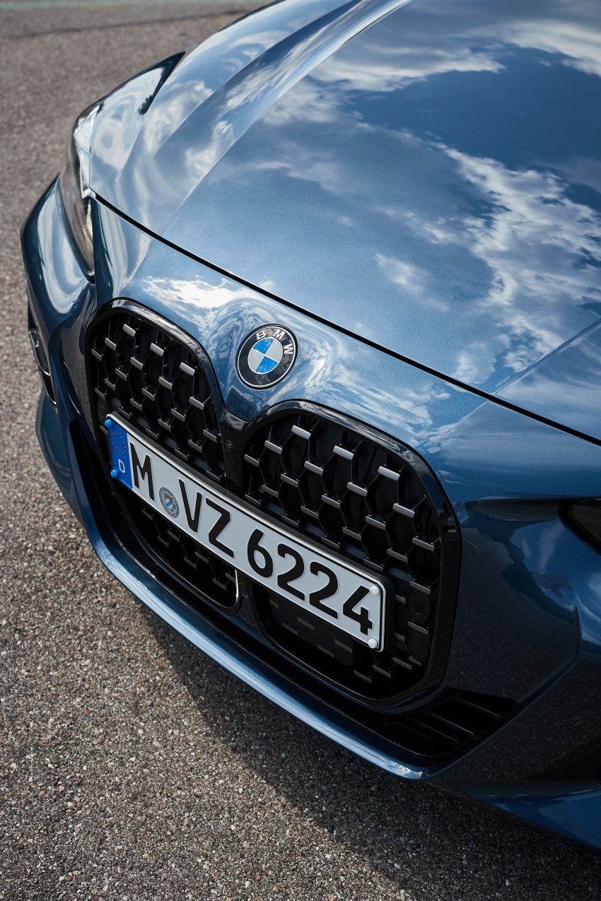G22 BMW 4 Series Coupé debuts – five variants at launch; 48V mild-hybrid tech for M440i, three diesels Image #1125907