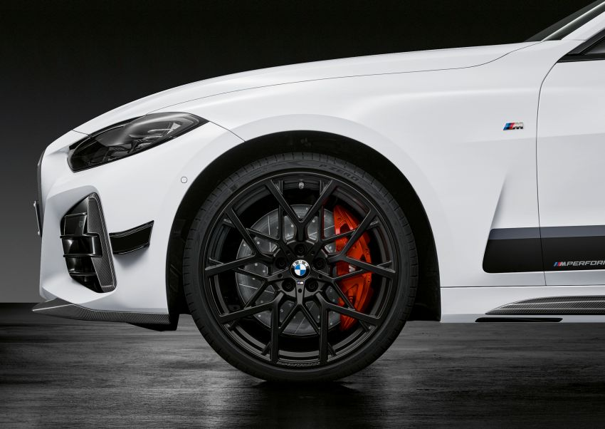 G22 BMW 4 Series Coupé debuts – five variants at launch; 48V mild-hybrid tech for M440i, three diesels Image #1125897