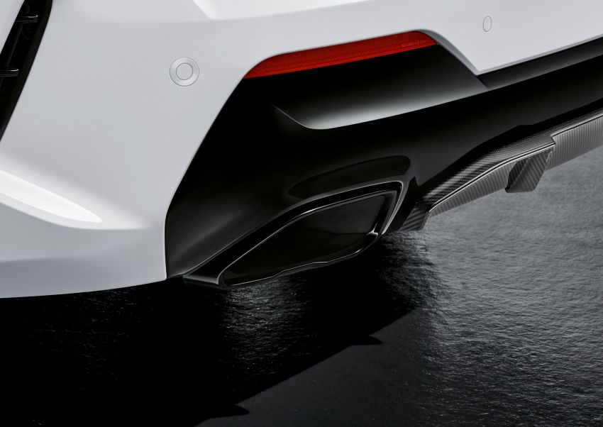 G22 BMW 4 Series Coupé debuts – five variants at launch; 48V mild-hybrid tech for M440i, three diesels Image #1125896