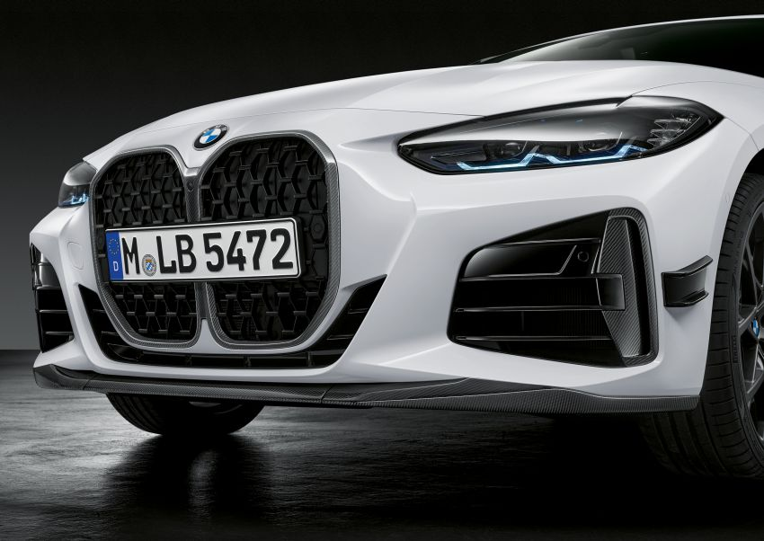 G22 BMW 4 Series Coupé debuts – five variants at launch; 48V mild-hybrid tech for M440i, three diesels Image #1125895