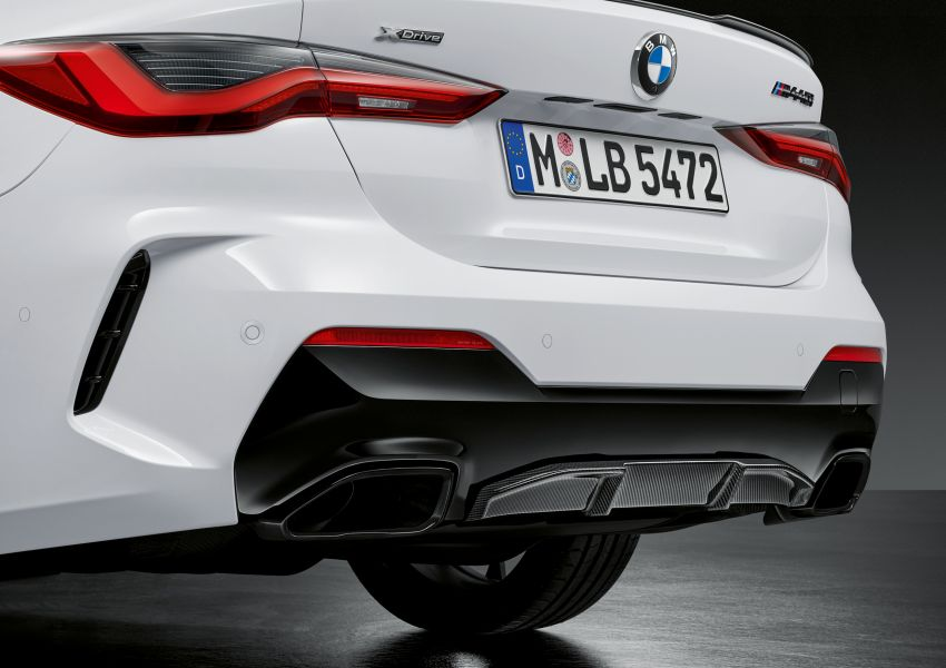 G22 BMW 4 Series Coupé debuts – five variants at launch; 48V mild-hybrid tech for M440i, three diesels Image #1125894