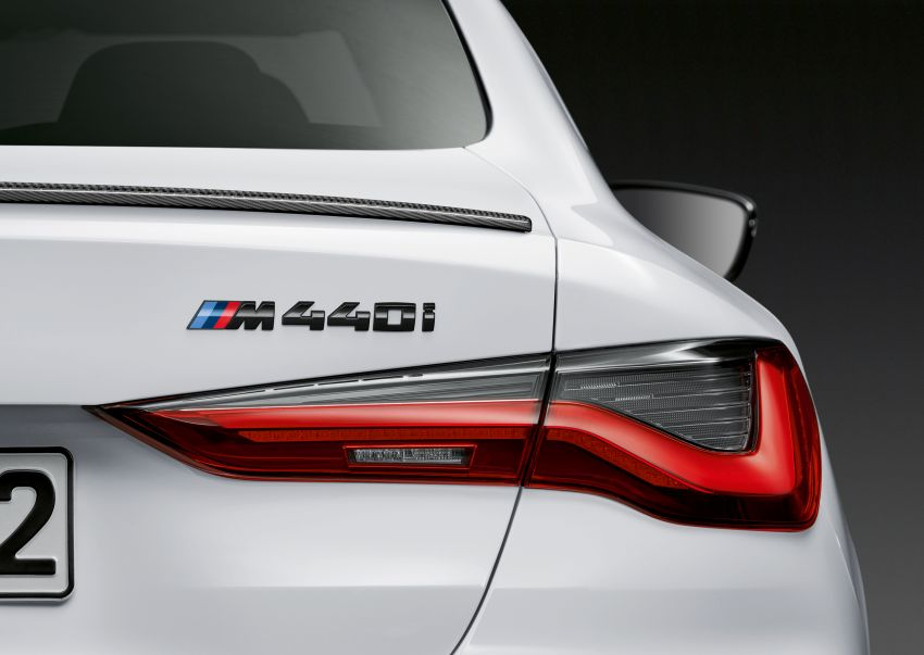 G22 BMW 4 Series Coupé debuts – five variants at launch; 48V mild-hybrid tech for M440i, three diesels Image #1125890