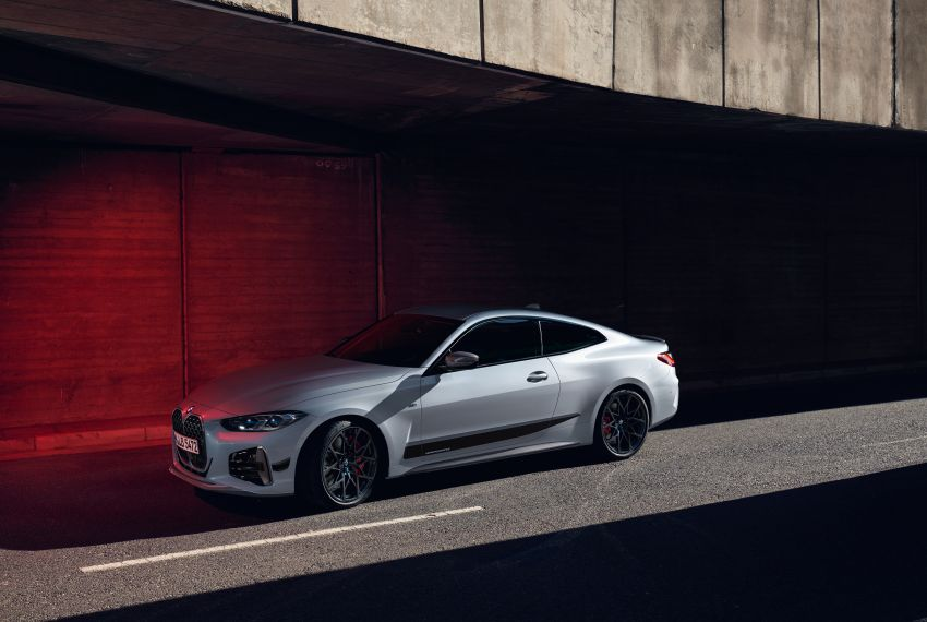 G22 BMW 4 Series Coupé debuts – five variants at launch; 48V mild-hybrid tech for M440i, three diesels Image #1125901