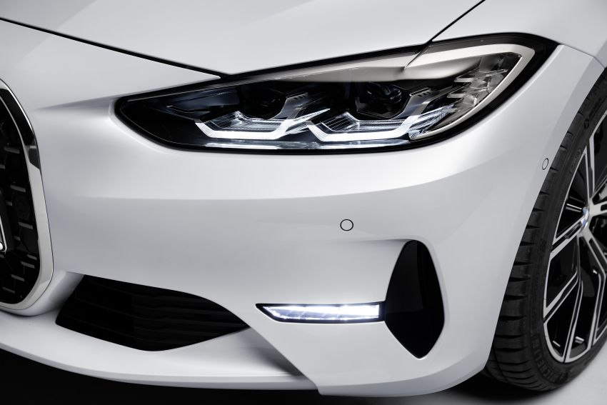 G22 BMW 4 Series Coupé debuts – five variants at launch; 48V mild-hybrid tech for M440i, three diesels Image #1125876