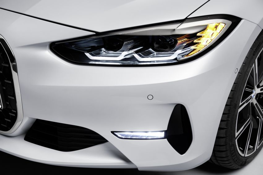 G22 BMW 4 Series Coupé debuts – five variants at launch; 48V mild-hybrid tech for M440i, three diesels Image #1125875