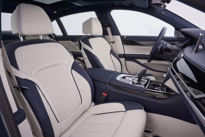 BMW 7 Series LCI G11/12 dapat enjin enam silinder baru dengan sistem hibrid ringkas – hingga 700 Nm Image #1133384