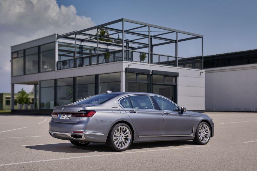 BMW 7 Series LCI G11/12 dapat enjin enam silinder baru dengan sistem hibrid ringkas – hingga 700 Nm Image #1133389