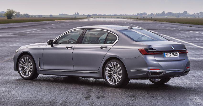 BMW 7 Series LCI G11/12 dapat enjin enam silinder baru dengan sistem hibrid ringkas – hingga 700 Nm Image #1133393
