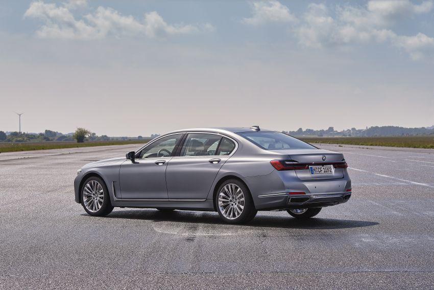 BMW 7 Series LCI G11/12 dapat enjin enam silinder baru dengan sistem hibrid ringkas – hingga 700 Nm Image #1133394