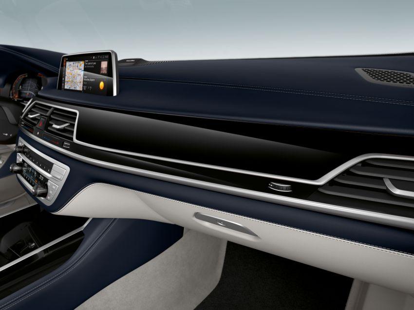 BMW 7 Series LCI G11/12 dapat enjin enam silinder baru dengan sistem hibrid ringkas – hingga 700 Nm Image #1133399