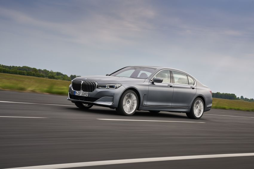 BMW 7 Series LCI G11/12 dapat enjin enam silinder baru dengan sistem hibrid ringkas – hingga 700 Nm Image #1133373