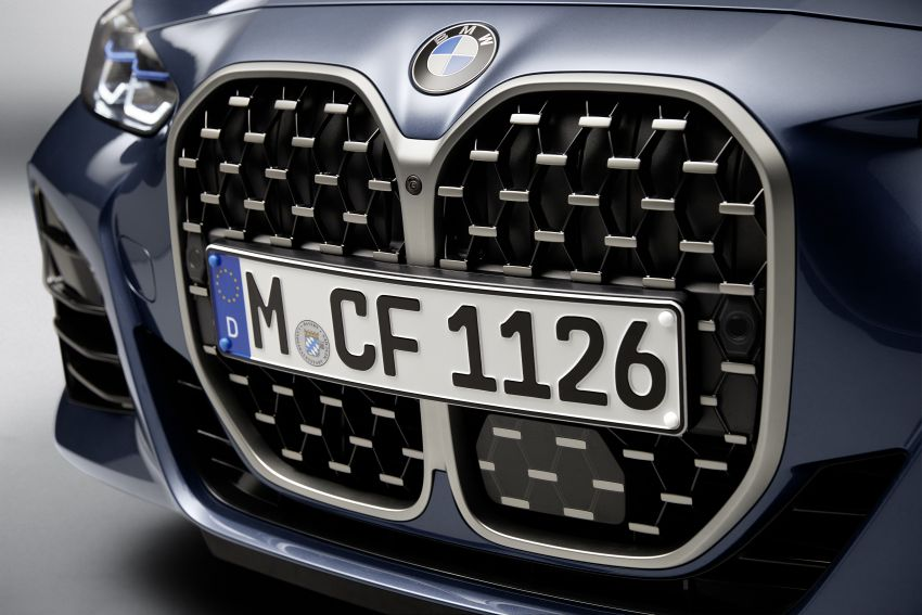 G22 BMW 4 Series Coupé debuts – five variants at launch; 48V mild-hybrid tech for M440i, three diesels Image #1125804