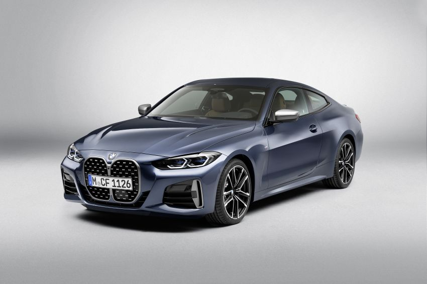 G22 BMW 4 Series Coupé debuts – five variants at launch; 48V mild-hybrid tech for M440i, three diesels Image #1125790