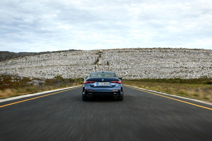 G22 BMW 4 Series Coupé debuts – five variants at launch; 48V mild-hybrid tech for M440i, three diesels Image #1125604