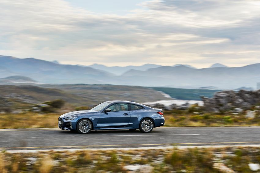 G22 BMW 4 Series Coupé debuts – five variants at launch; 48V mild-hybrid tech for M440i, three diesels Image #1125622