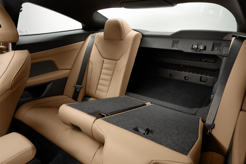 G22 BMW 4 Series Coupé debuts – five variants at launch; 48V mild-hybrid tech for M440i, three diesels Image #1125680