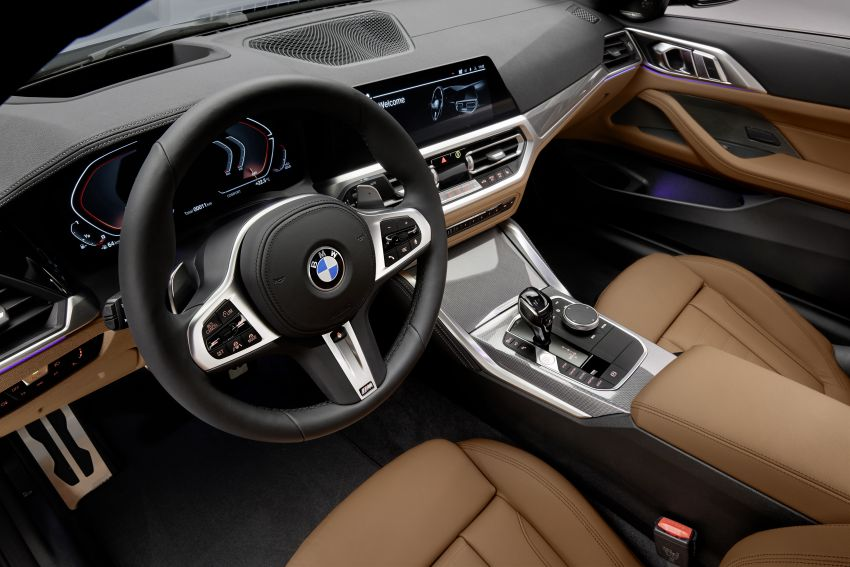 G22 BMW 4 Series Coupé debuts – five variants at launch; 48V mild-hybrid tech for M440i, three diesels Image #1125678