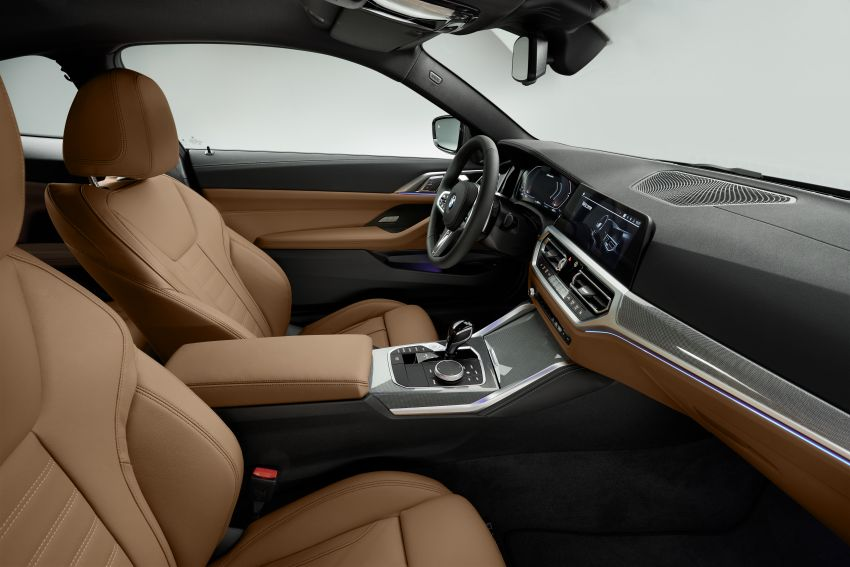 G22 BMW 4 Series Coupé debuts – five variants at launch; 48V mild-hybrid tech for M440i, three diesels Image #1125676