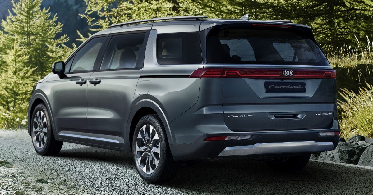 2021 kia grand carnival breaks cover – solid looker 2021