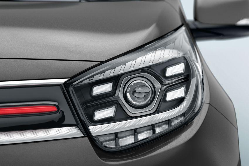 Kia Picanto facelift 2021 untuk Eropah didedahkan – 1.0L turbo dan NA, kotak gear AMT lima-kelajuan Image #1127609