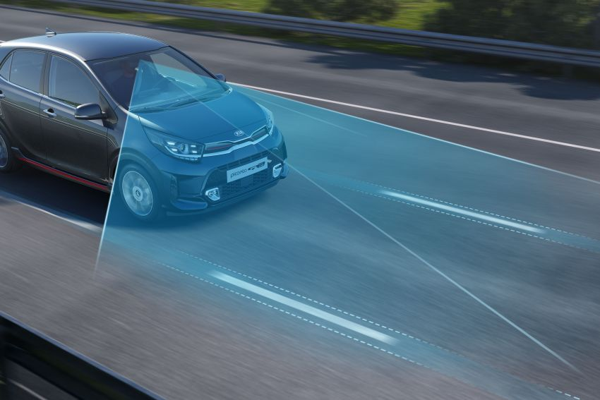 Kia Picanto facelift 2021 untuk Eropah didedahkan – 1.0L turbo dan NA, kotak gear AMT lima-kelajuan Image #1127614