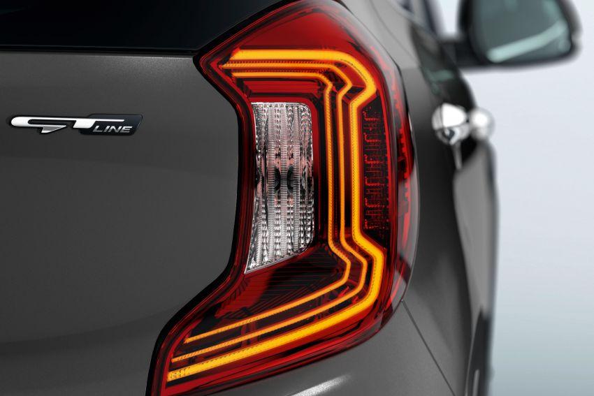 Kia Picanto facelift 2021 untuk Eropah didedahkan – 1.0L turbo dan NA, kotak gear AMT lima-kelajuan Image #1127616