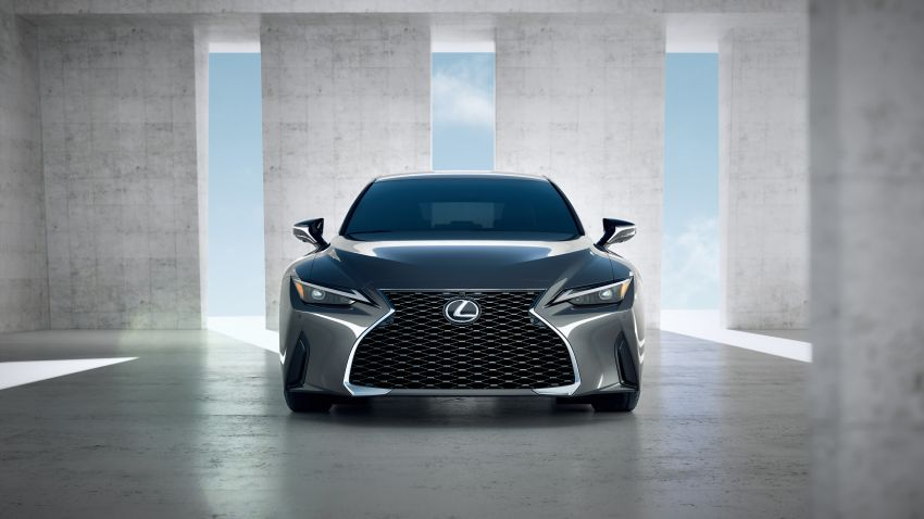 2021 Lexus IS debuts – three engines, RWD and AWD, uprated body rigidity, enhanced Lexus Safety System+ Image #1130903