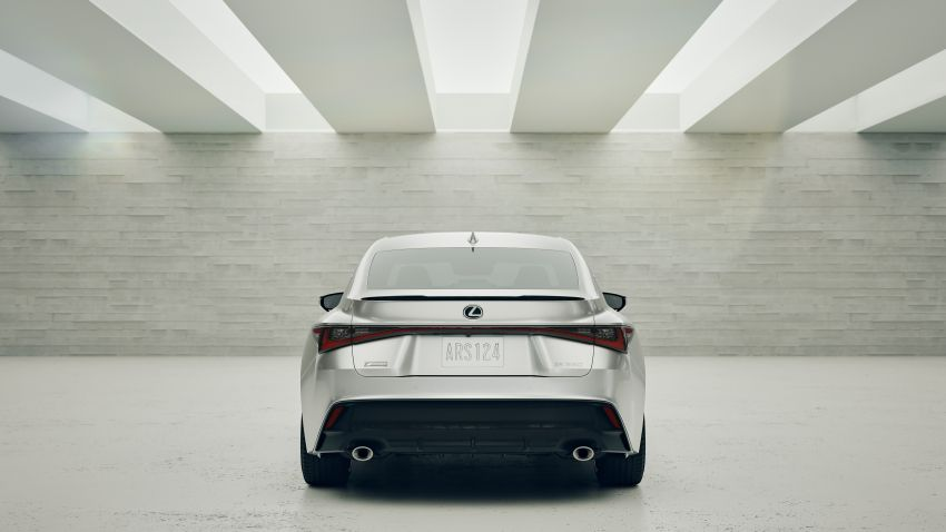 2021 Lexus IS debuts – three engines, RWD and AWD, uprated body rigidity, enhanced Lexus Safety System+ Image #1130902