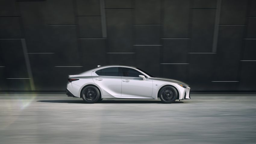 2021 Lexus IS debuts – three engines, RWD and AWD, uprated body rigidity, enhanced Lexus Safety System+ Image #1130900